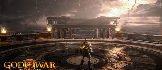 'God of War III' gets the PS4 treatment