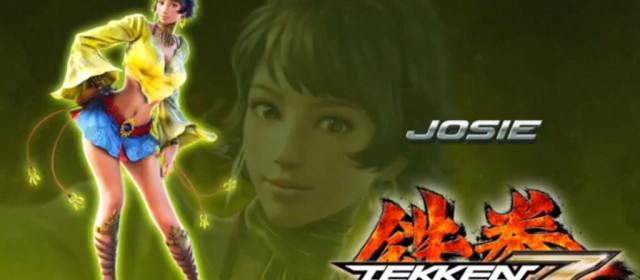 Here comes a new challenger: Tekken 7 introduces Filipina fighter Josie Rizal