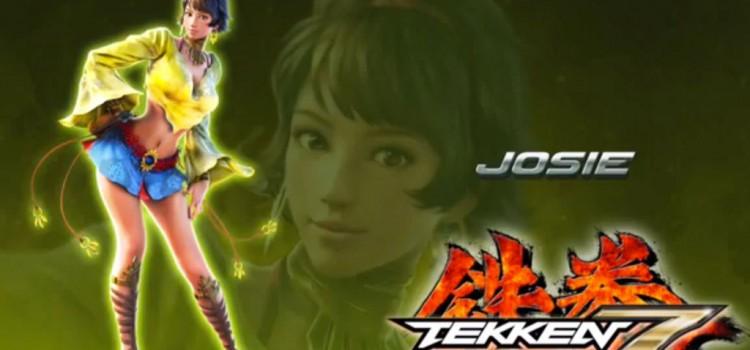 Here comes a new challenger: Tekken 7 introduces Filipina fighter Josie Rizal