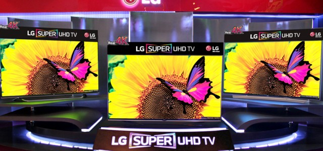 LG launches new 4K TVs in PH