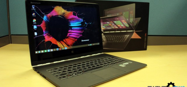 DAILY DRIVEN | The Lenovo Yoga 3 Pro