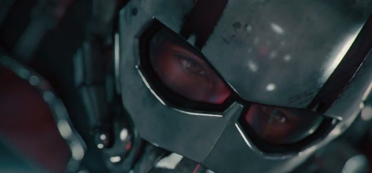 'Ant-Man' gets some action in new trailer