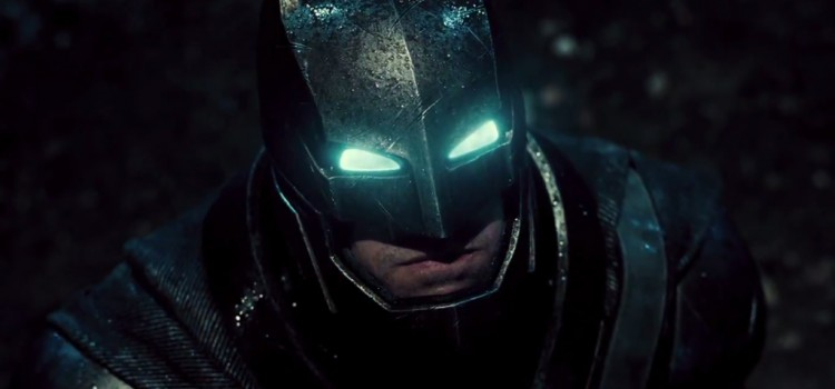 Behold: the official Batman v. Superman trailer