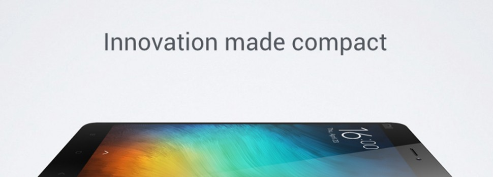 Xiaomi announces Mi4i, a Full HD, Snapdragon 615 smartphone