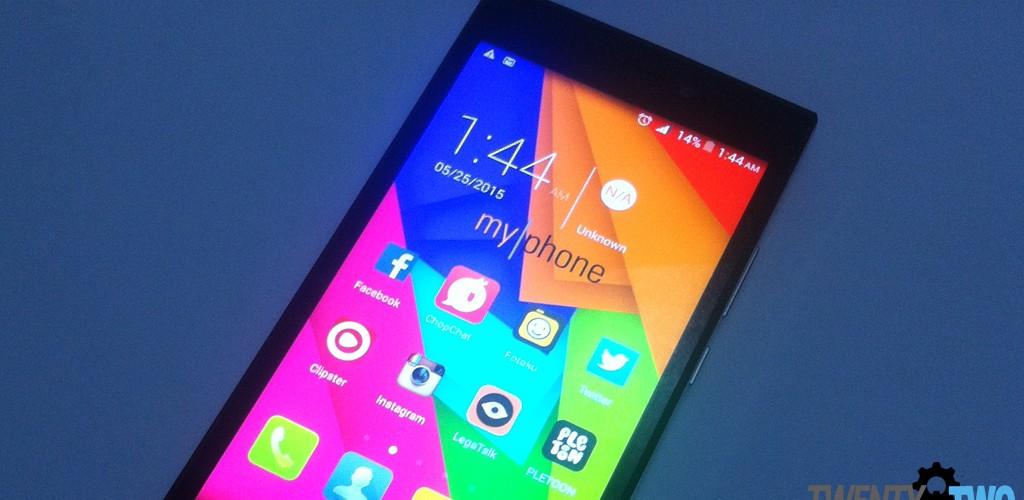 FIRST IMPRESSIONS | MyPhone Infinity 2 Lite