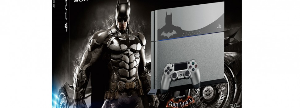 'Batman: Arkham Knight' Edition PS4 is up for local pre-order