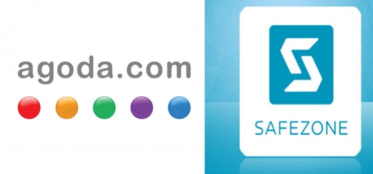 Safezone now offers free hotel bookings via partner, Agoda.com