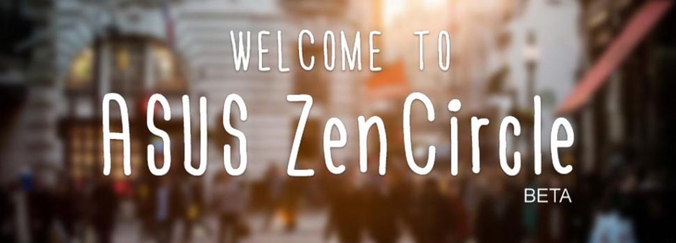 APP SPOTLIGHT | ASUS ZenCircle
