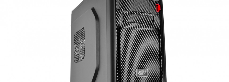 BUDGET BUILDING Part 1 | The Deepcool mATX-ITX PC Case Chassis