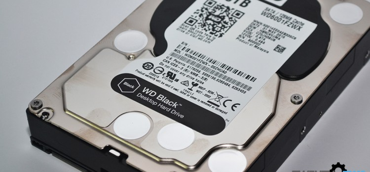 FIRST IMPRESSIONS| WD Black 3.5 Desktop Hard Drive (WD6001FZWX)