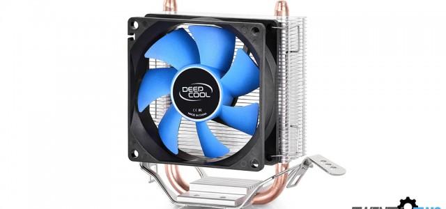 BUDGET BUILDING Part 2 | The Deepcool Ice Edge Mini FS V2.0 Heatsink Fan