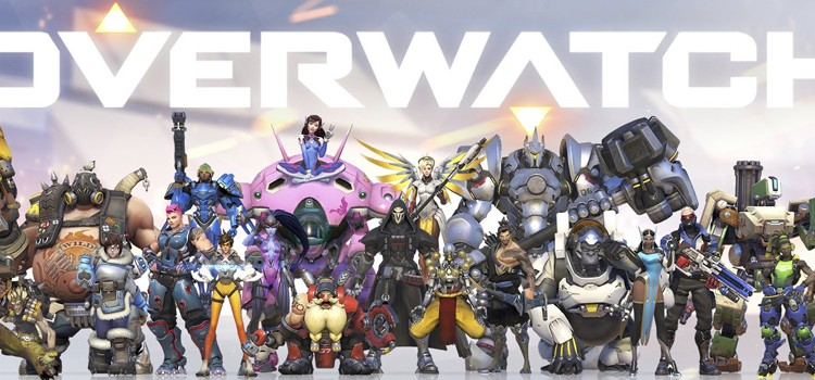 Overwatch wins Game of the Year at The Game Awards; plus list of all Award Winners