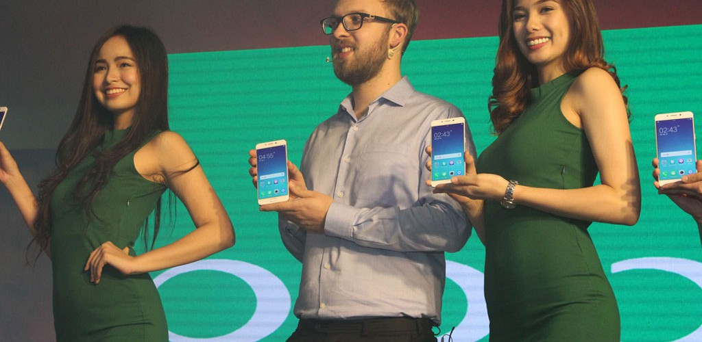 OPPO unveils the F1 Plus, ready for pre-order