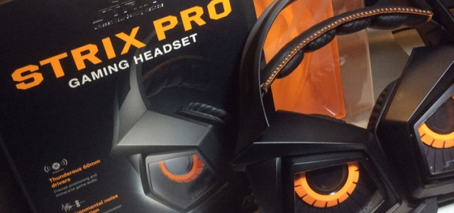 DAILY DRIVEN | ASUS Strix Pro Gaming Headset