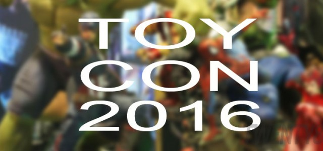 Seven cool things about ToyCon 2016
