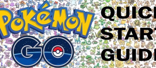 Pokemon GO: A Beginner's Guide