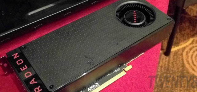 The AMD Radeon RX 480 Video Card is Here