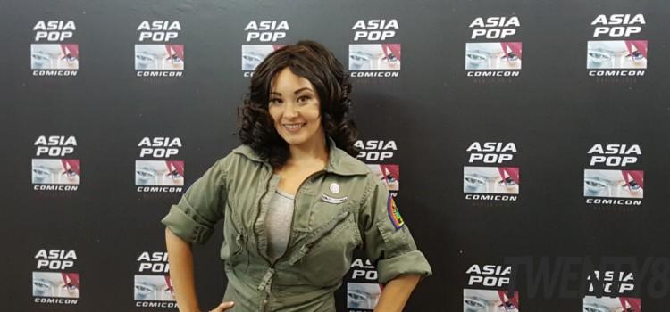 AsiaPOP Comicon 2016: Ani-Mia