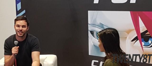 AsiaPOP Comicon 2016: Nicholas Hoult
