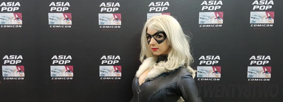 AsiaPOP Comicon 2016: Riddle