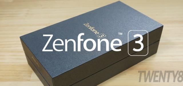 DAILY DRIVEN | ASUS ZenFone 3 ZE552KL