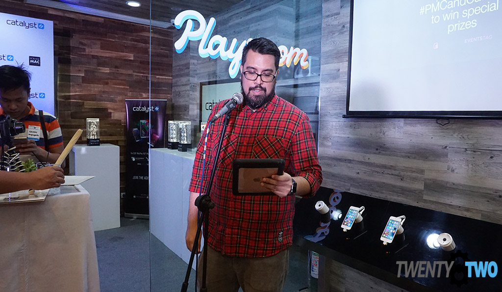 catalyst-cases-powermac-launch-joey-alvarez-talk