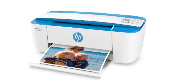 HP Unveils the World's Smallest Inkjet All-in-One
