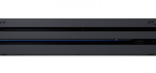 Sony announces list of games optimized for the PlayStation®4 Pro