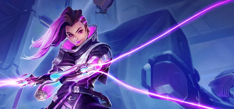 Sombra is Officially Revealed!