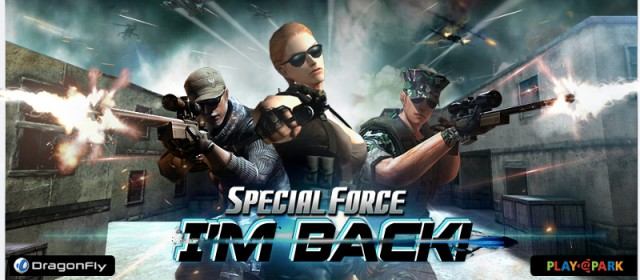 Special Force Online now on Closed Beta Test