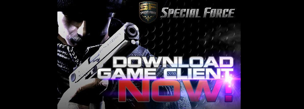 Special Force Online Game Client is Now Available for Download!