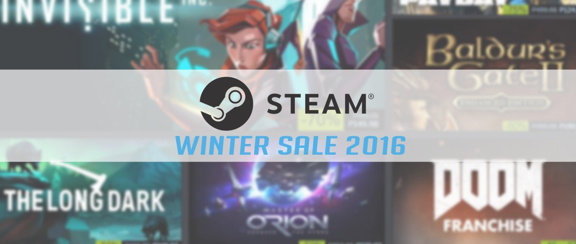 Steam's Winter Sale is here just in time for Christmas