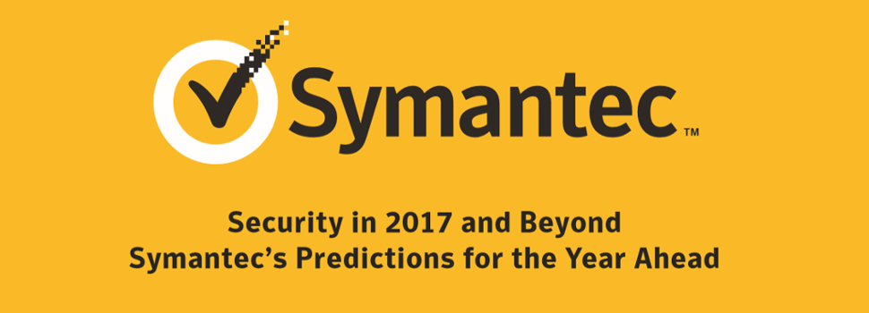 Symantec's security predictions for 2017 and beyond
