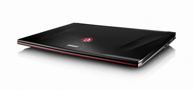 CES 2017: MSI releases GE Series laptops for 4K gaming