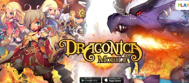 Dragonica Mobile: Cliff of Emprise is now officially relaunched