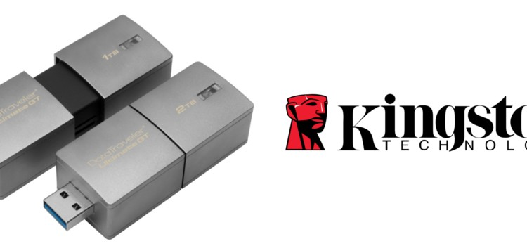 Kingston Ships World's Largest Capacity USB Flash Drive