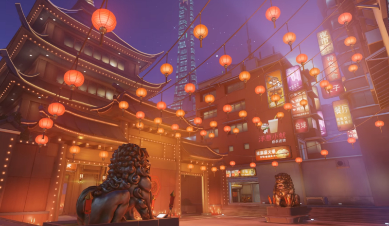 overwatch-year-of-the-rooster-seasonal-event-lijang-tower