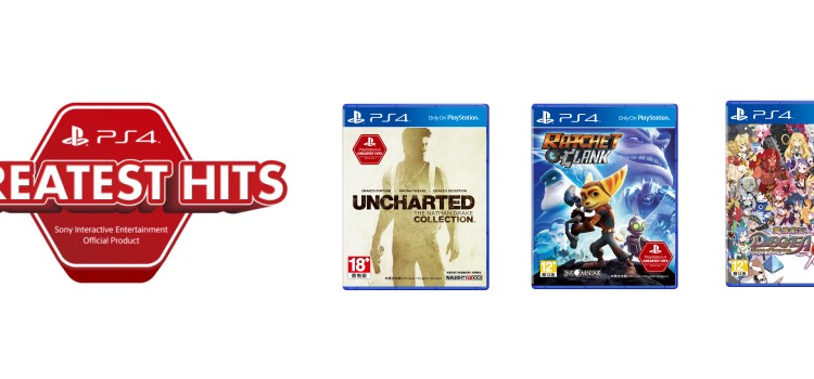 Sony Interactive Entertainment introduces new line-up of PlayStation®4 Greatest Hits