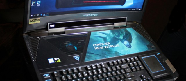 Acer launches the Predator 21 X at the new TNC-powered High Grounds gaming café