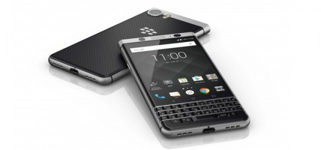 MWC 2017 | Blackberry reveals the KEYone