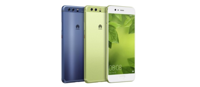 MWC 2017 | Huawei launches the P10 line, available in striking Pantone colors