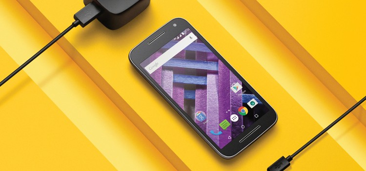 The Moto G family, made for Millennials