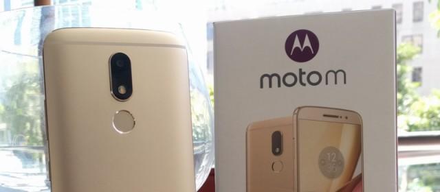 Moto launches its new midranger, the Moto M