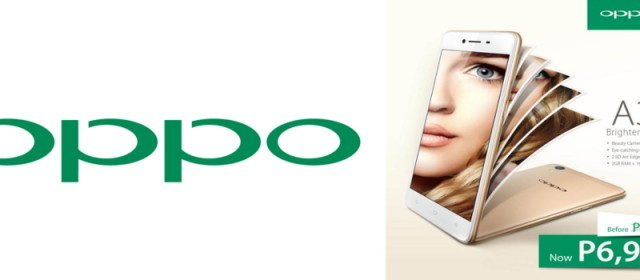 The OPPO A37 gets a P2000 discount