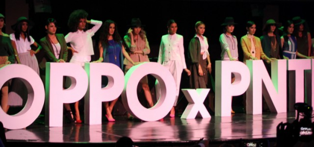 OPPO is now the official phone partner of Philippines Next Top Model