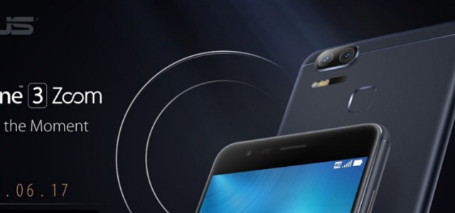 ASUS' ZenFone 3 Zoom will be available on April 6