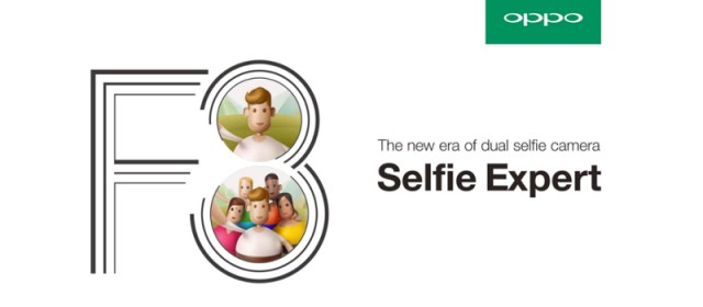 """OPPO's """"dual selfie"""" F3 series set to launch in five markets"""