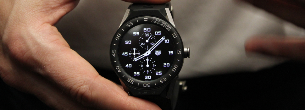 TAG Heuer launches the Connected Modular 45 smartwatch