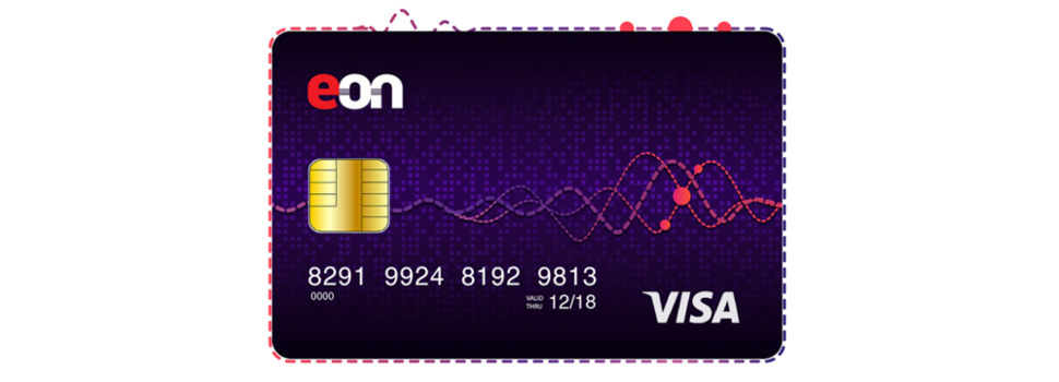 Unionbank debuts the new and improved EON card