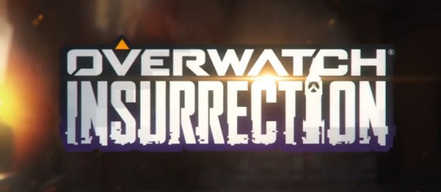 Upcoming Overwatch Insurrection event gets leaked